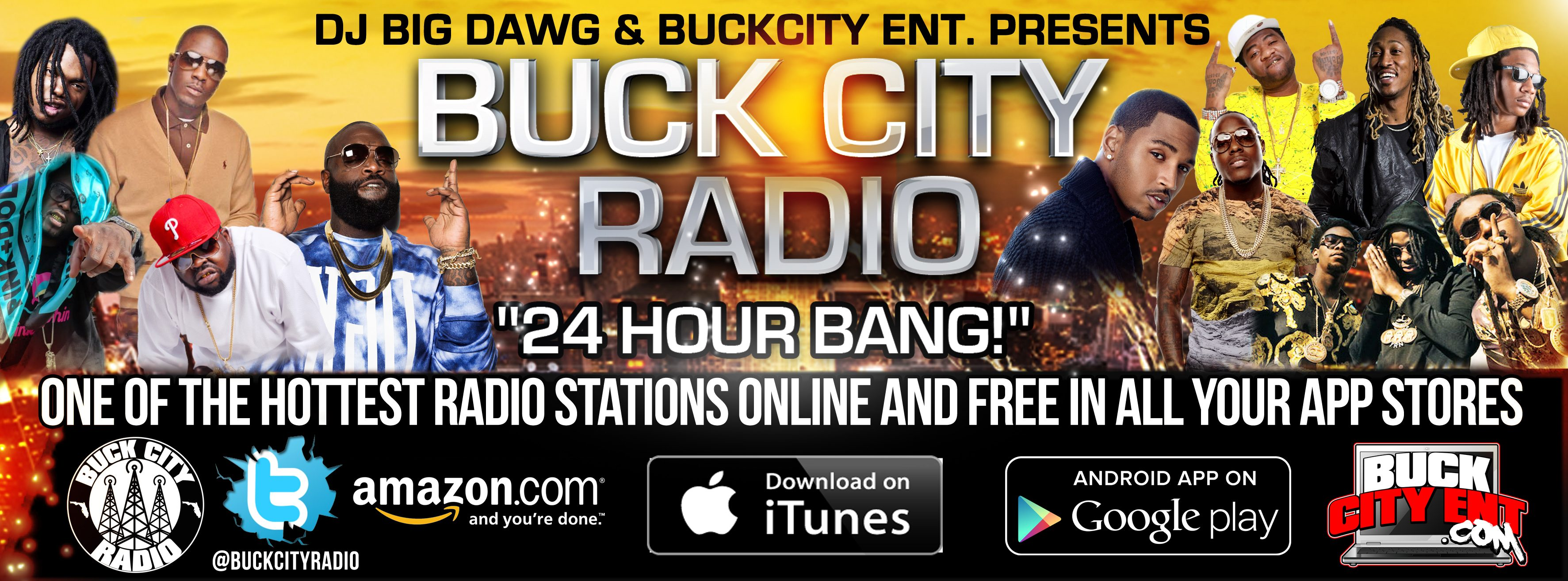 Buck City Radio